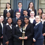 Wyoming Seminary students participate in national Moot Court Tournament