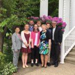 Trucksville United Methodist Church's 2017 Confirmation Class