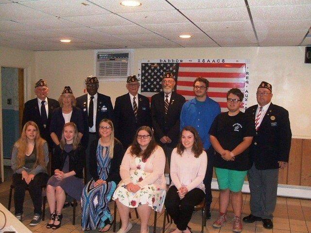 american legion essay contest winners