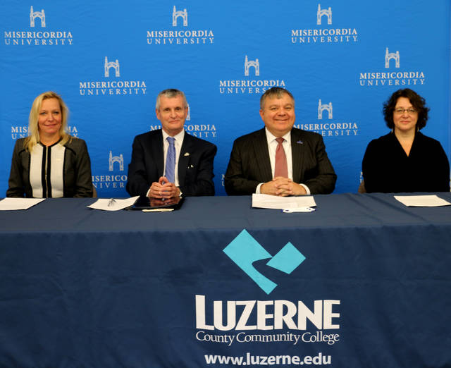 Misericordia University And Luzerne County Community College Offer New  Academic Programs | Dallas Post