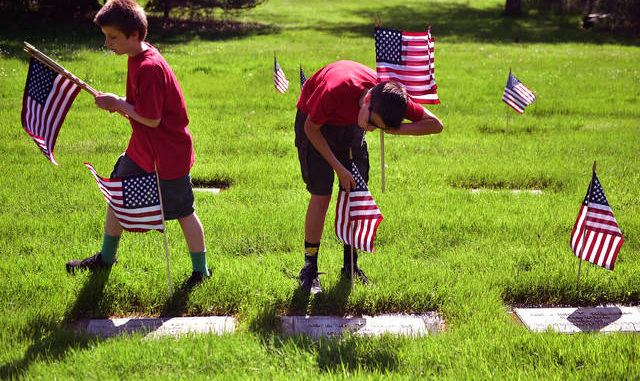 Volunteers needed at Coastal Bend Veterans Cemetery
