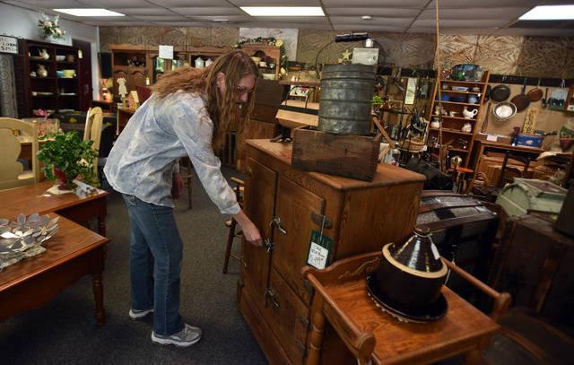 An Antique Furniture Opens, Antique Furniture Dallas