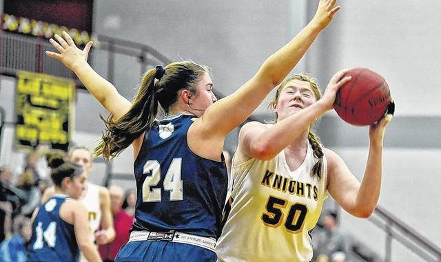 WVC basketball: Borum dominates the inside as Lake Lehman