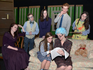 'The Curious Savage' comes to Dallas High School April 5 and 6