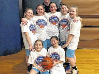 Fourth-grade girls capture Back Mountain Shootout Championship