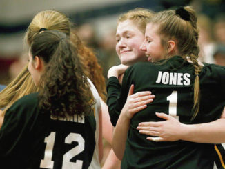 Borum hits 1,000th point in Lake-Lehman's 2nd girls basketball state win