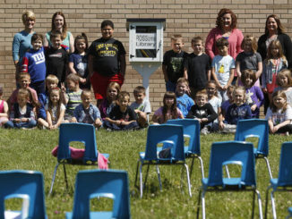 'ROSSome' Little Library comes to Ross Elementary School