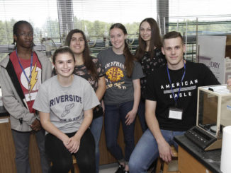 Chemistry-Biochemistry Career Exploration Camp held at Misericordia University