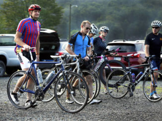 Cyclists raise funds for YMCA in Gary Michak Memorial Ride