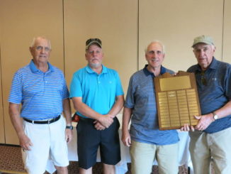 Champions of Tuesday Night Golf League of Twin Oaks announced