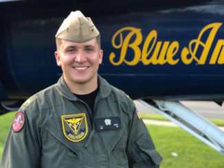Misericordia University alumnus receives his 'Wings of Gold'