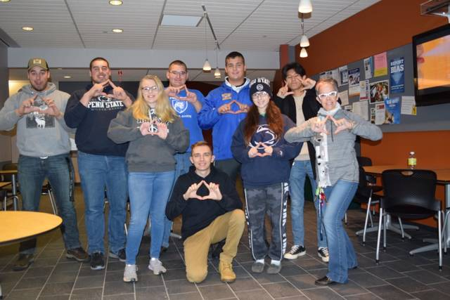 Penn State/Wilkes-Barre students schedule events to benefit THON